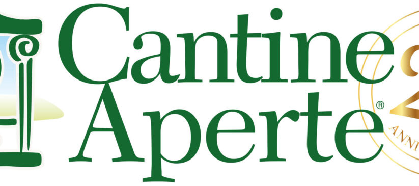 Logo Cantine Aperte 25esima edizione